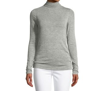 🆕️Halston Heritage Long-sleeve Turtleneck, grey